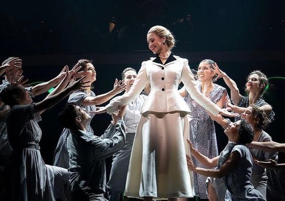 EVITA New York City Center Role: Ensemble