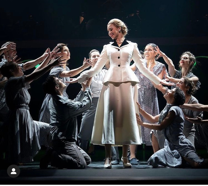 EVITA New York City Center Role: Ensemble