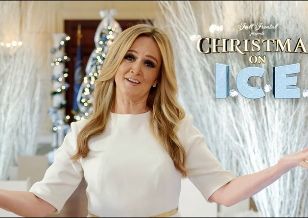 Christmas on Ice Full Fontal with Samantha Bee Role: Featured Ballet Dancer