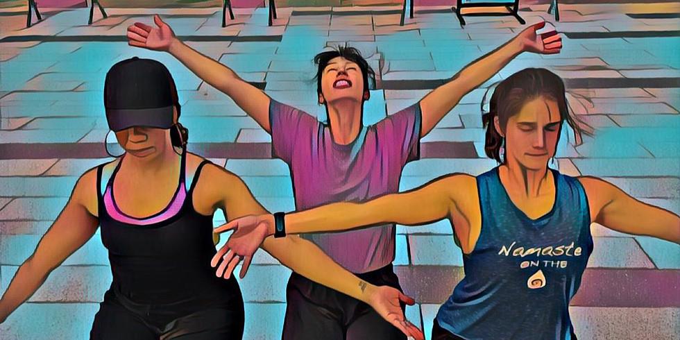 Finding Meditation through Movement