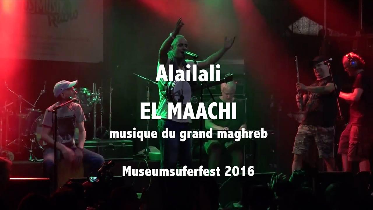 Alailali - El Maachi Musique du grand Maghreb