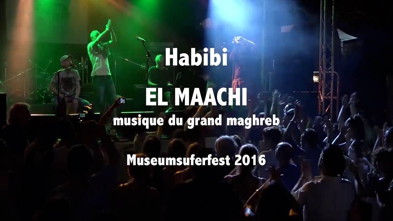 El Maachi musique du grand maghreb: HABIBI