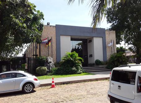 Capacitación Universidad Paraguaya Alemana