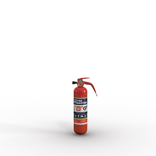 Extintor PQS 1 kilo