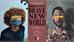 Έκθεση ζωγραφικής«Here's to a Brave New World»του αποφοίτου του Σχολείου μας Γιώργου Παπασταθόπουλου