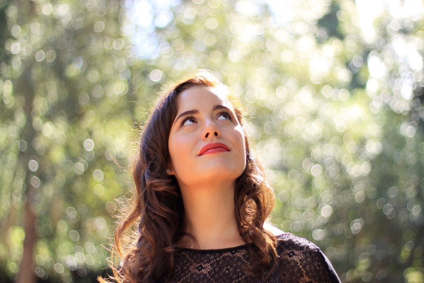 Melania Maggiore, soprano.