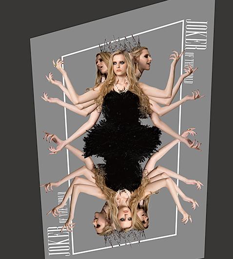 la belle Etude 2015 A/W catalogue