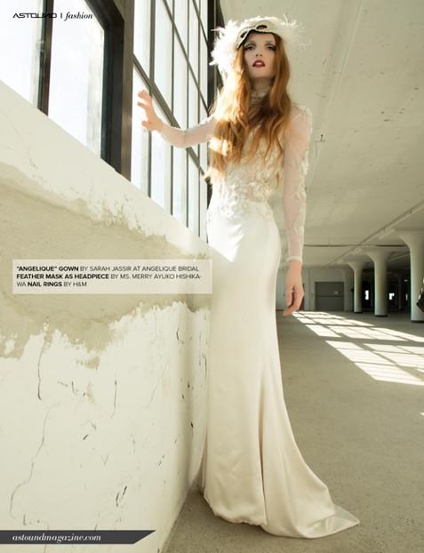 ASTOUND magazine