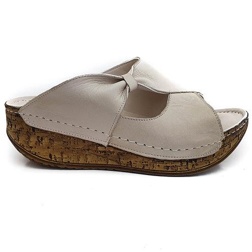Sandala confort MU/505 BEJ