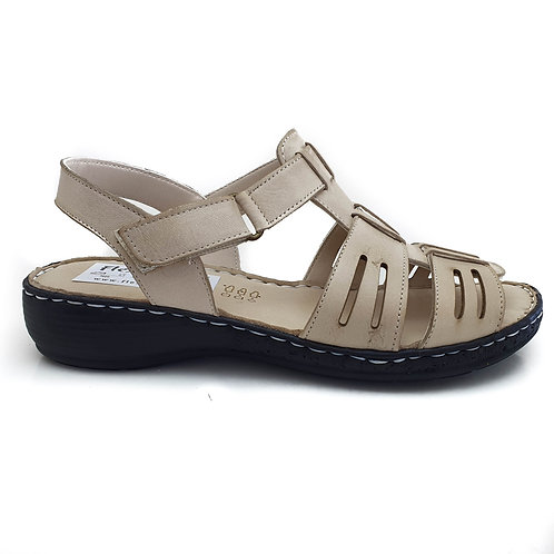 Sandala confort AH/803 BEJ