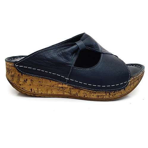 Sandala confort MU/505 NEGRU