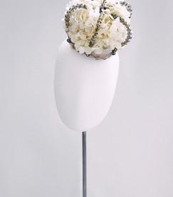 Preserved flower crown