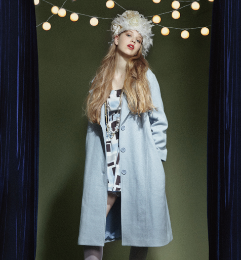 la belle Etude 2014 A/W catalogue