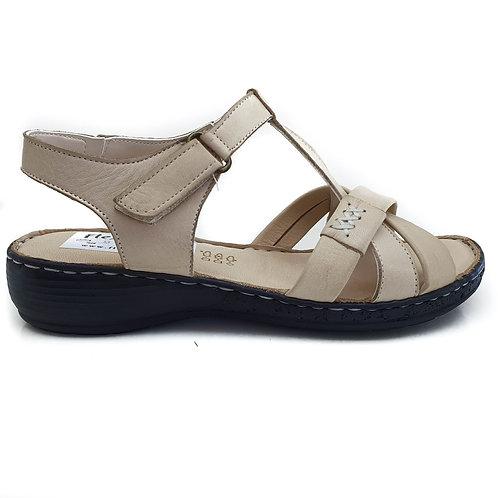 Sandala confort AH/806 BEJ