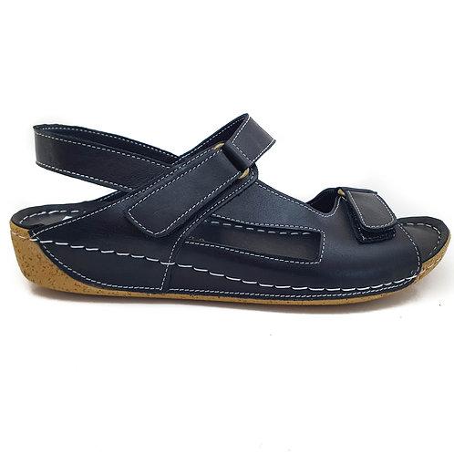 Sandala confort 398 NEGRU