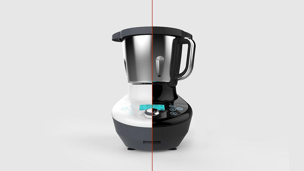 F 200 PRO - Su-Chef Robot da cucina
