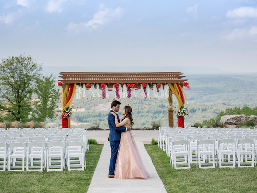 Aarti + Anish | Lehigh Valley Wedding Photographer | Blue Mountain Resort