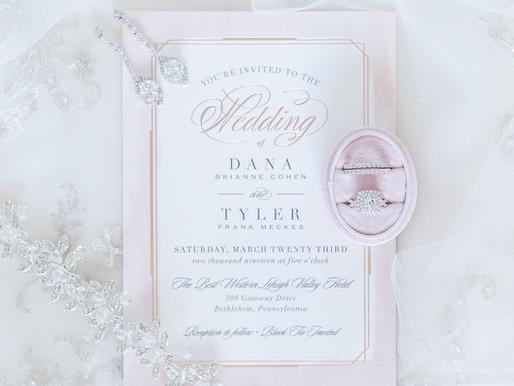 Dana & Tyler | Lehigh Valley Wedding Photographer