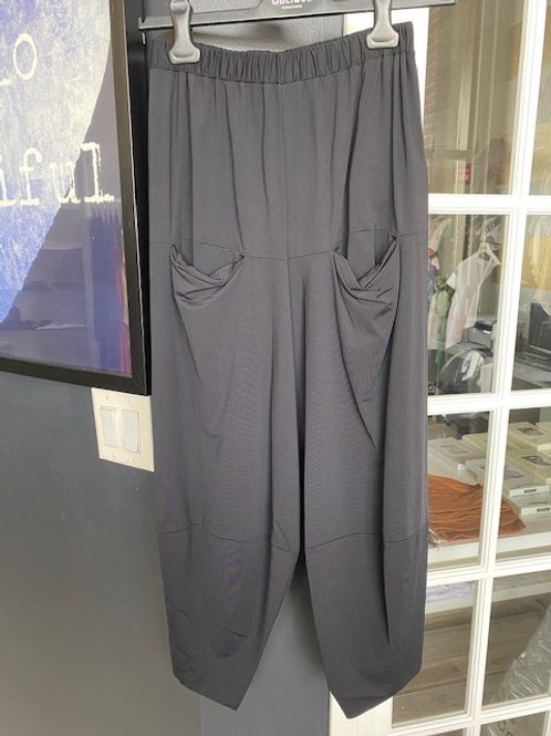 TROUSERS IN STRETCH POLYAMIDE