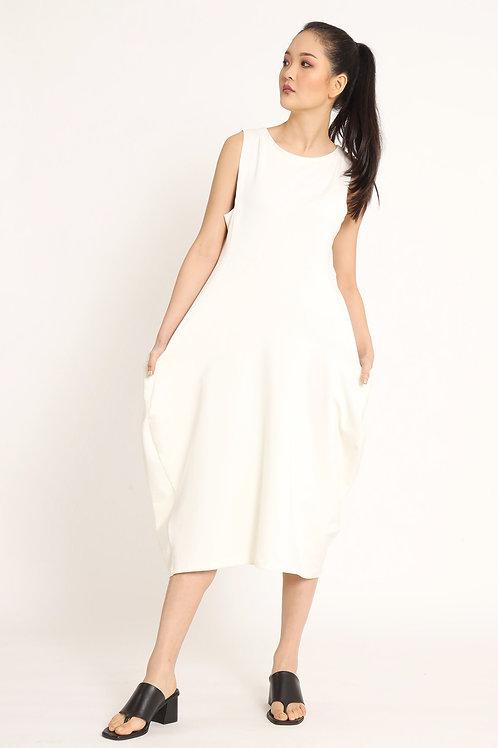 FLARED JUMPSUIT DRESS