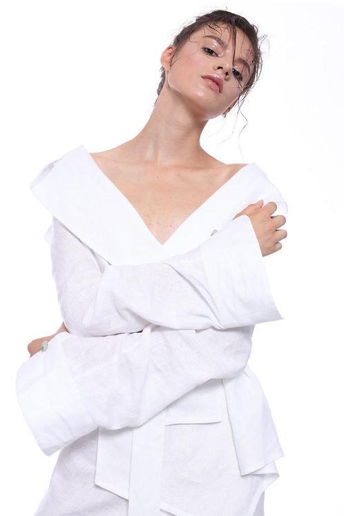 White Jacket Luna
