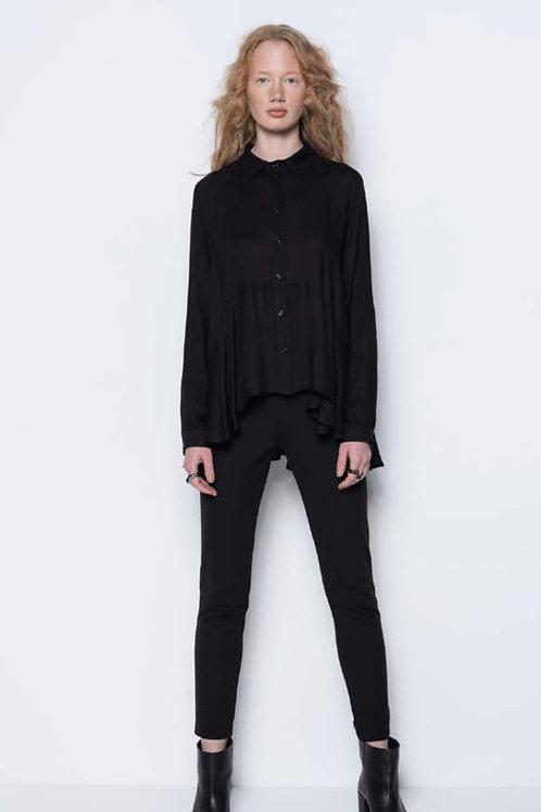 Flowy Shirt-Blouse