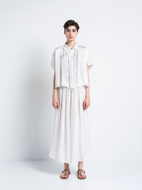 """GENTLE FLUIDITY"" OVERSIZED SHIRT"