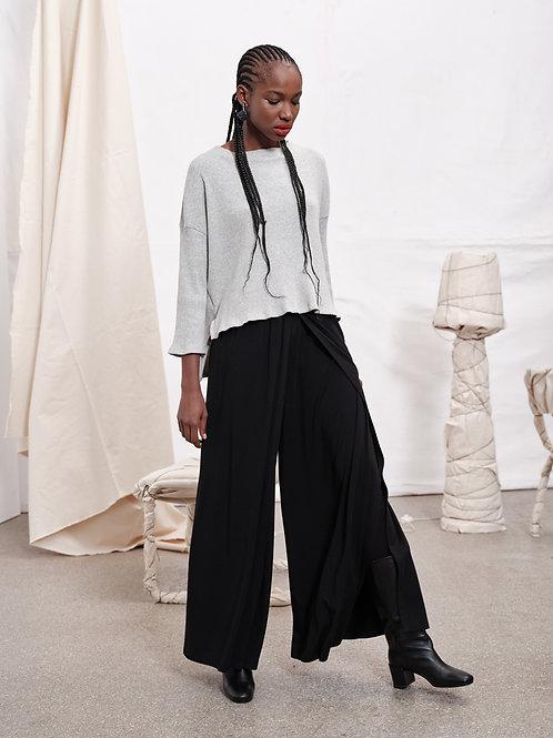 Melange Comfort – Asymmetrical Top