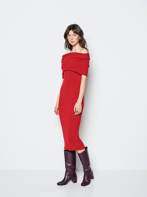 Body Mapping – Midi Dress