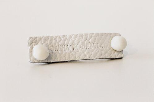 Ceramic Pearl-Earings