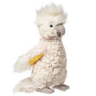 White Birdy Toy