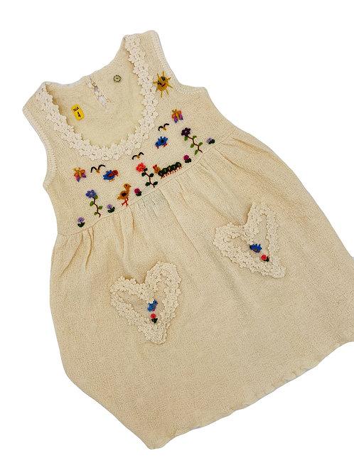 Hand-made Peruvian Dress