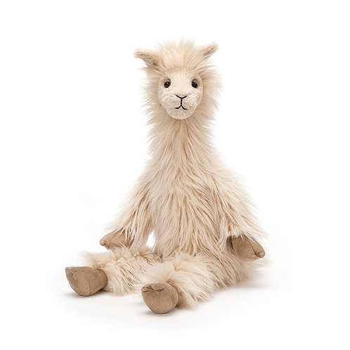 Luis the Llama Toy
