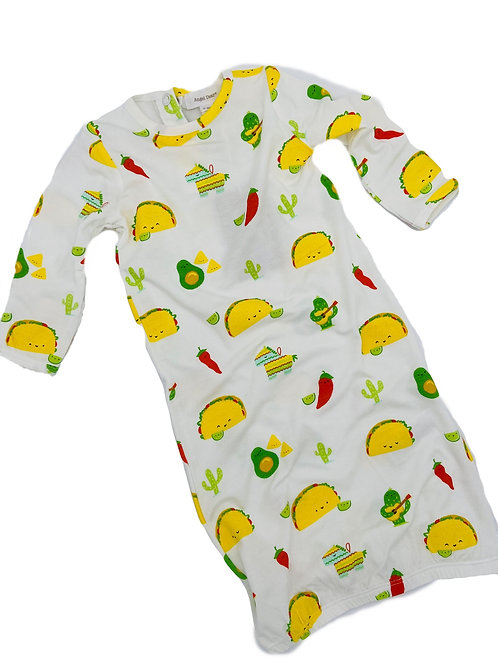Taco gown