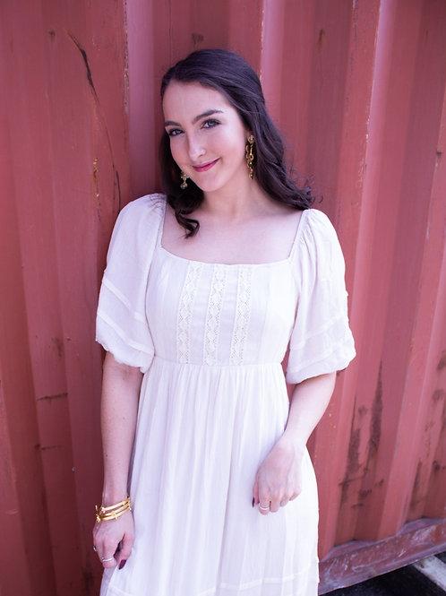 Emma's Flowy Dress
