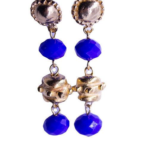 Drop Beaded Earrings