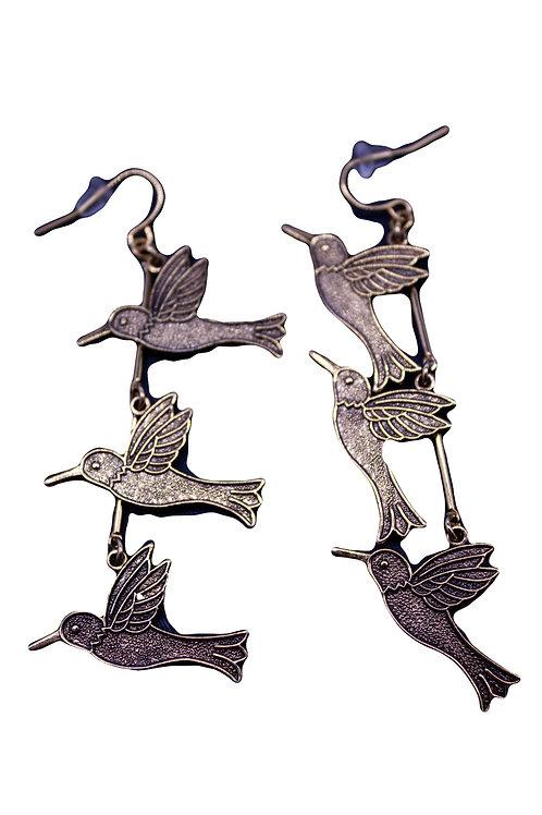 Free Bird Earrings