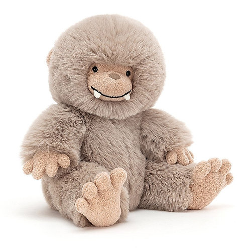Bigfoot Toy
