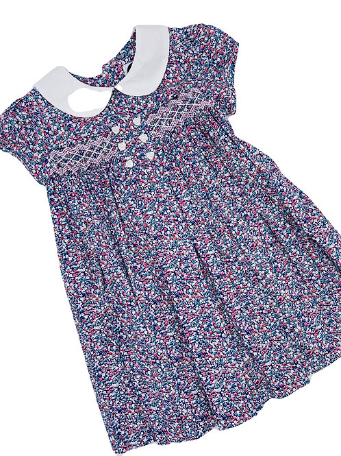English Dress with bloomers
