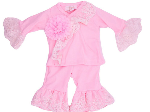 Haute Baby | Pink Set