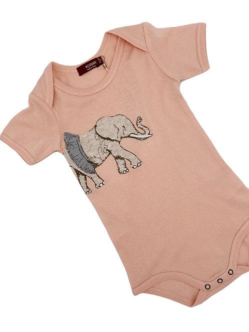 Pink Elephant Play Set