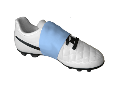 Lacecovers Sky Blue