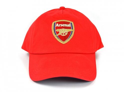 Baseball Cap Arsenal Red