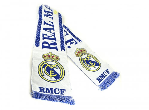 Scarf Real Madrid White