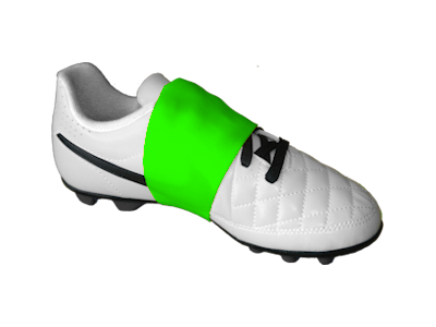 Neon Green Lacecovers
