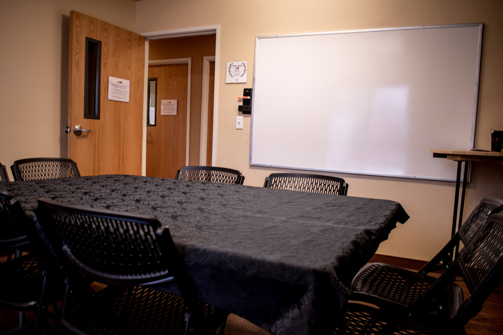 Flattop Classroom