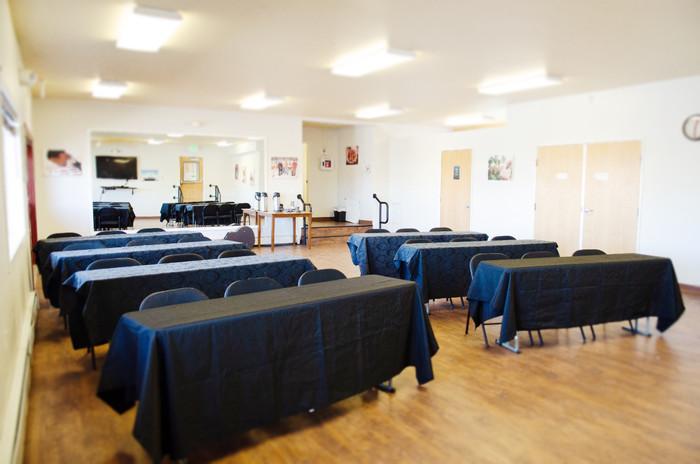 Bear Valley Activity Room