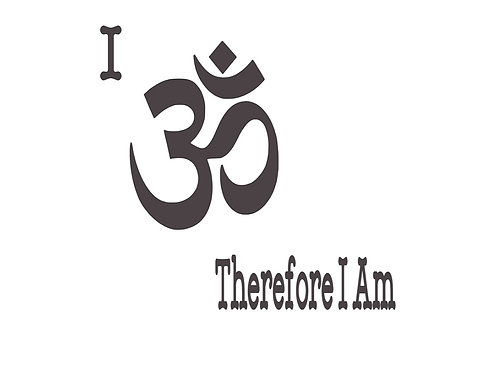 I Ohm Therefore I Am