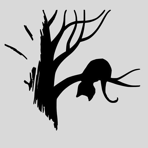 Cat in Tree T-Shirt
