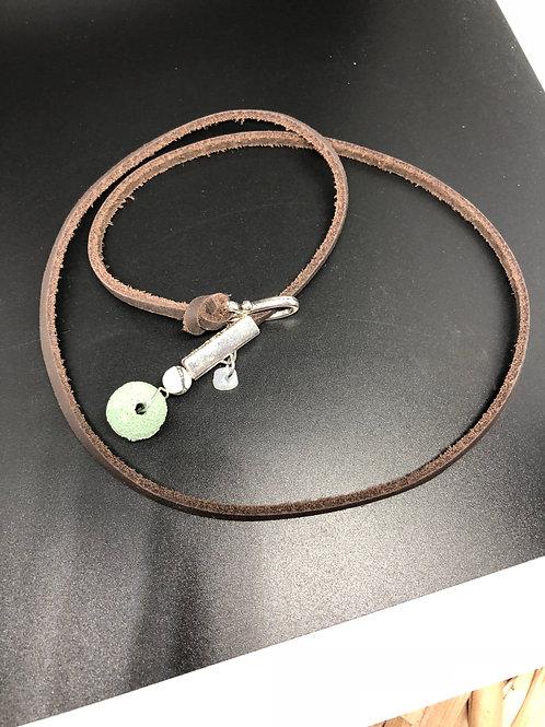 Essential Oil Lava Bead Necklace